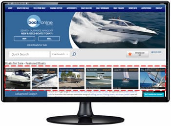 Feature your boat on Boats Online